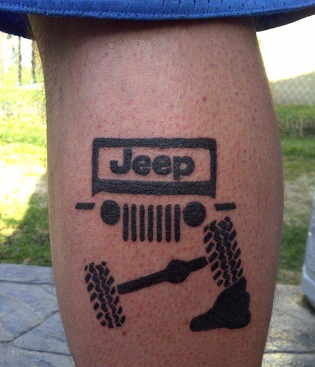 Jeep Baxter Share