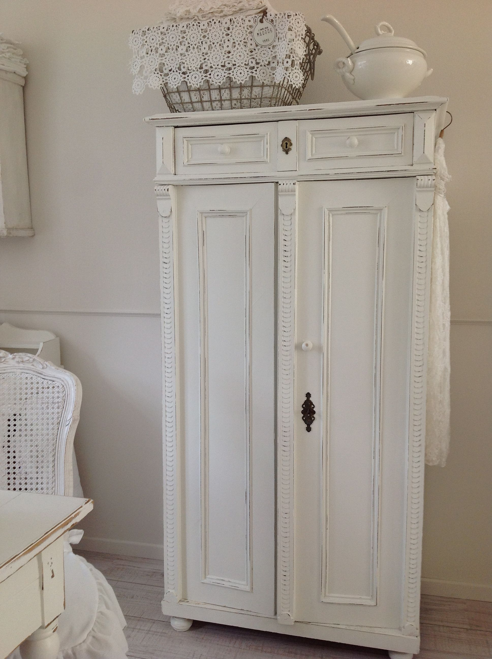 shabby chic cabinets on pinterest armoires cupboards and shabby chic. Black Bedroom Furniture Sets. Home Design Ideas