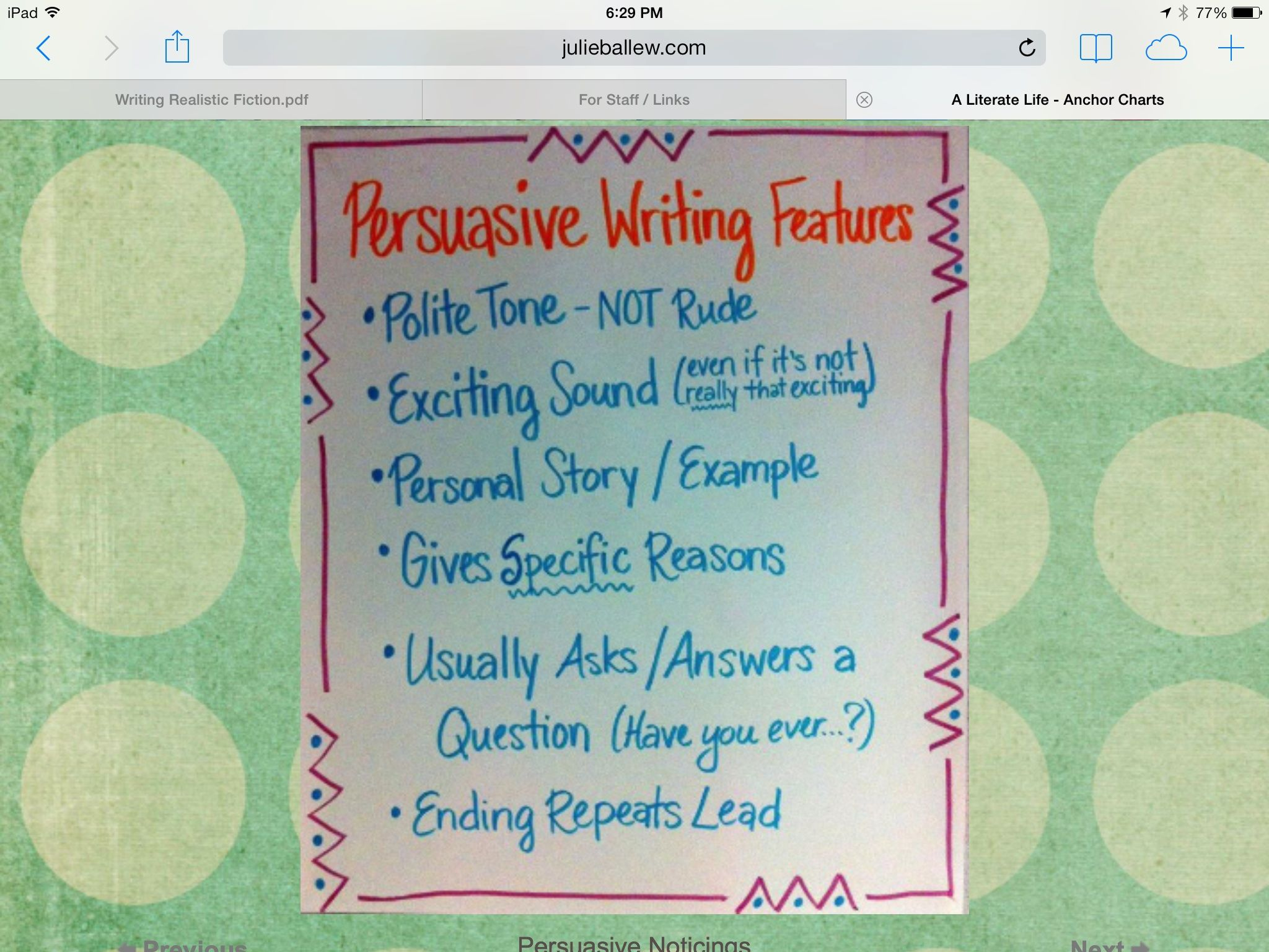 Downloadable Persuasive Essays