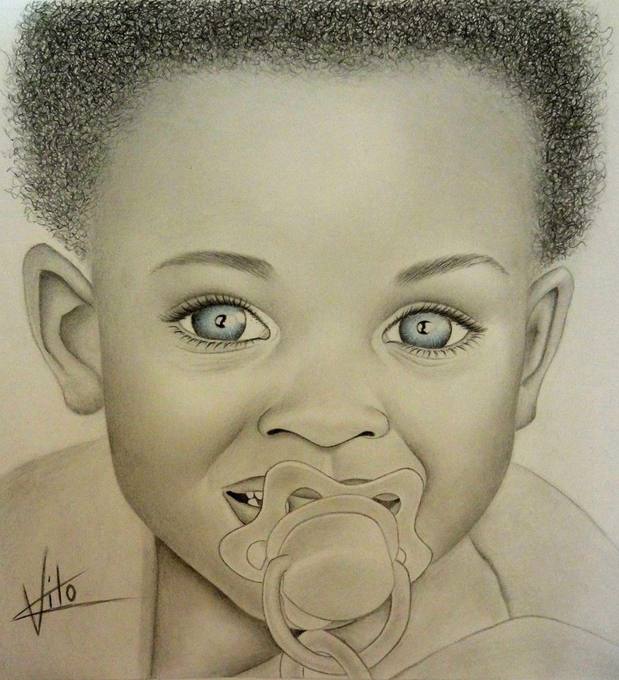 Baby Drawing Drawing Babies Kids Pinterest