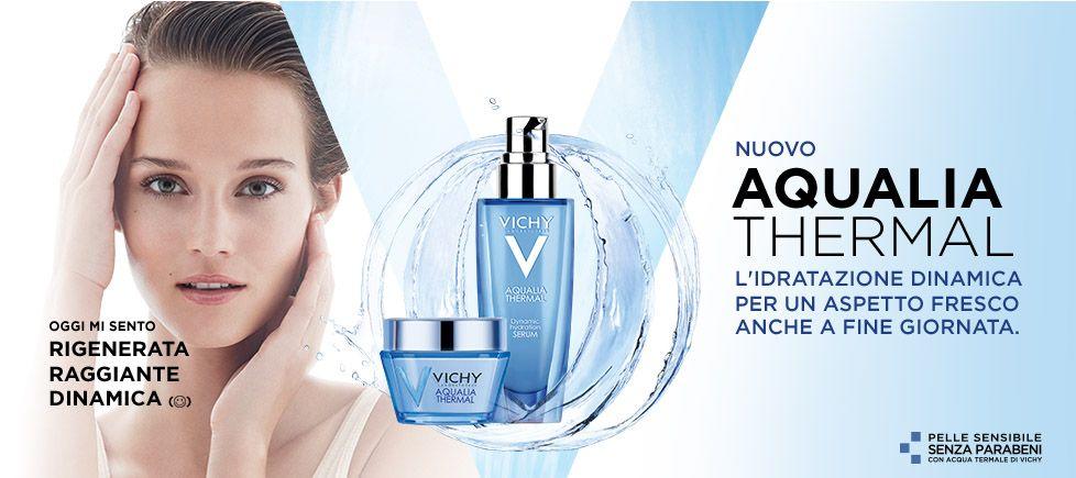 Campione gratuito di Aqualia Thermal di Vichy