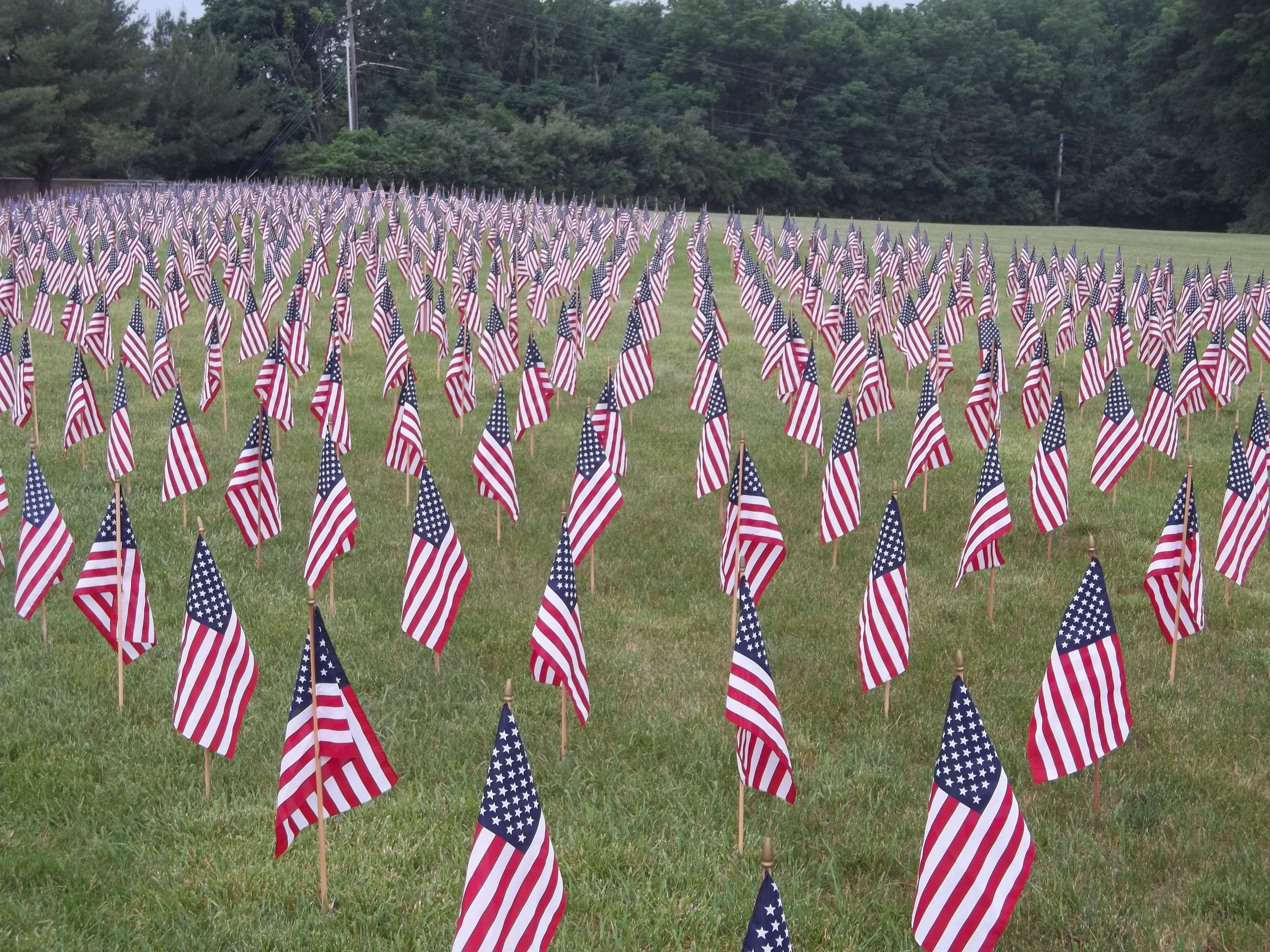 memorial weekend america
