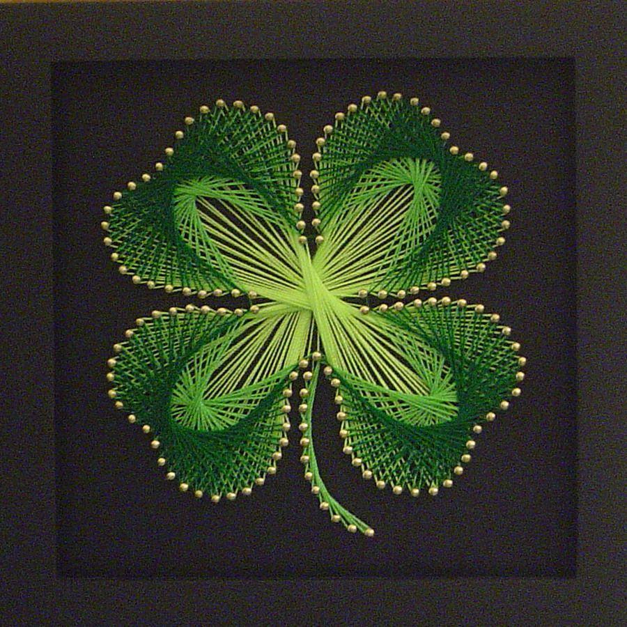 String art idea | ART - String Art | Pinterest