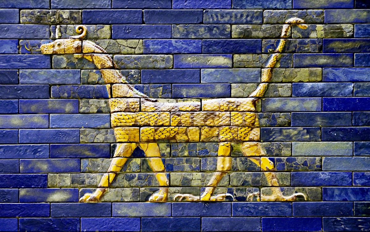 babylonian civilisation The babylonian empire was the most powerful state in the ancient world after the fall of the assyrian empire (612 bce) its capital babylon was beautifully adorned by king nebuchadnezzar , who erected several famous buildings.