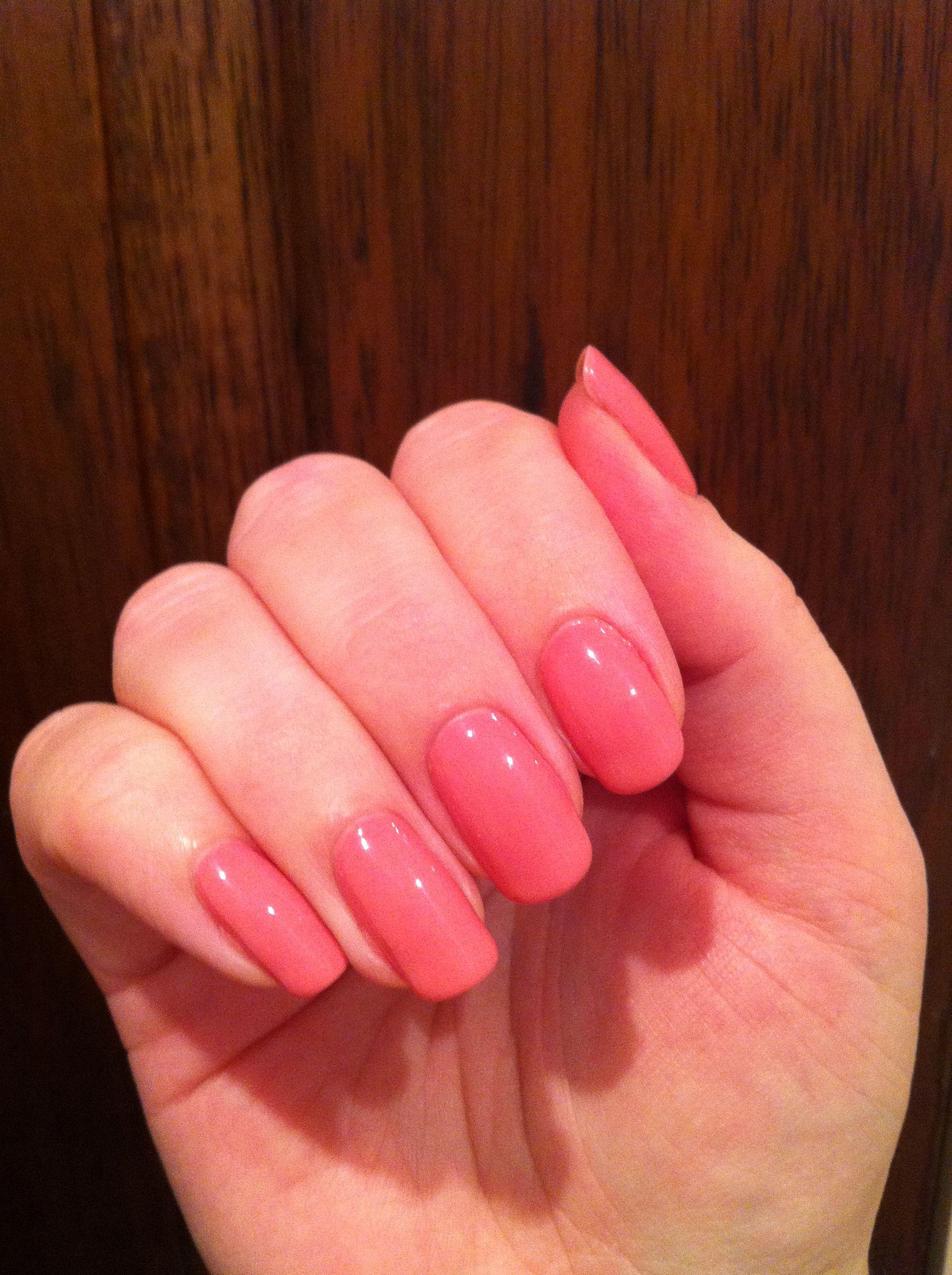 DIY shellac natural nails | Nails | Pinterest
