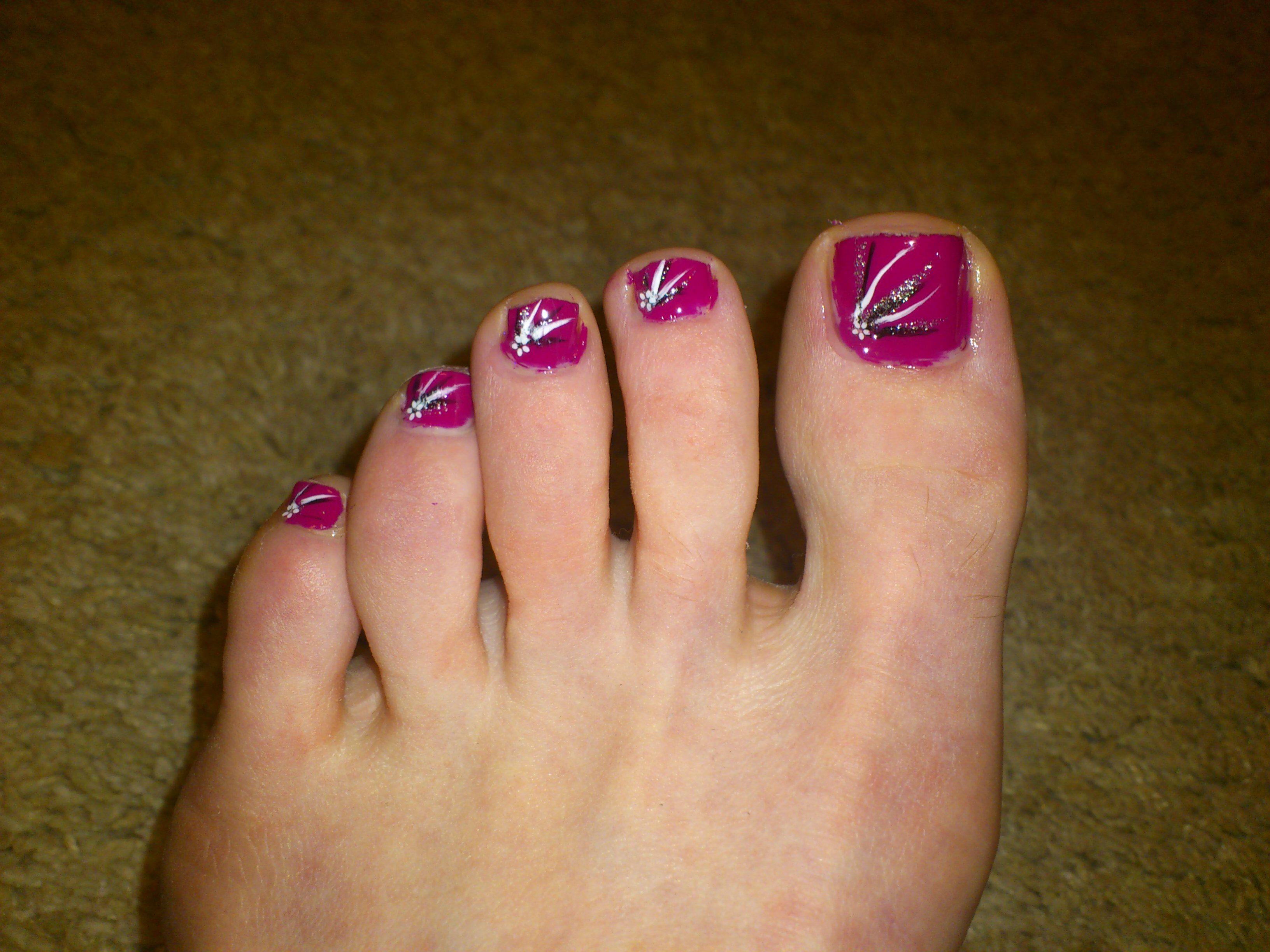 Toes nail art designs moderndress org