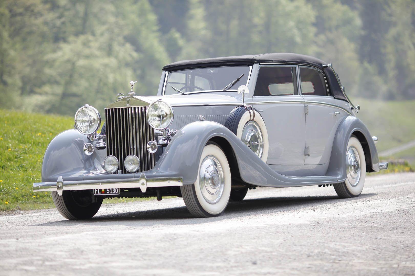 rolls royce phantom iii 1937 vehicles pinterest. Black Bedroom Furniture Sets. Home Design Ideas