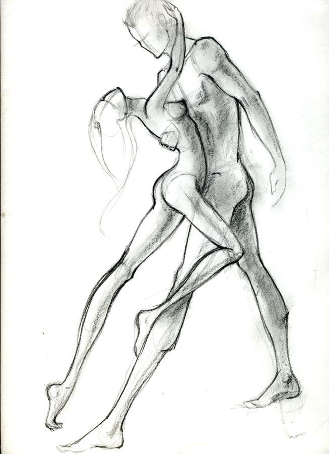 Скетч рисовать людей