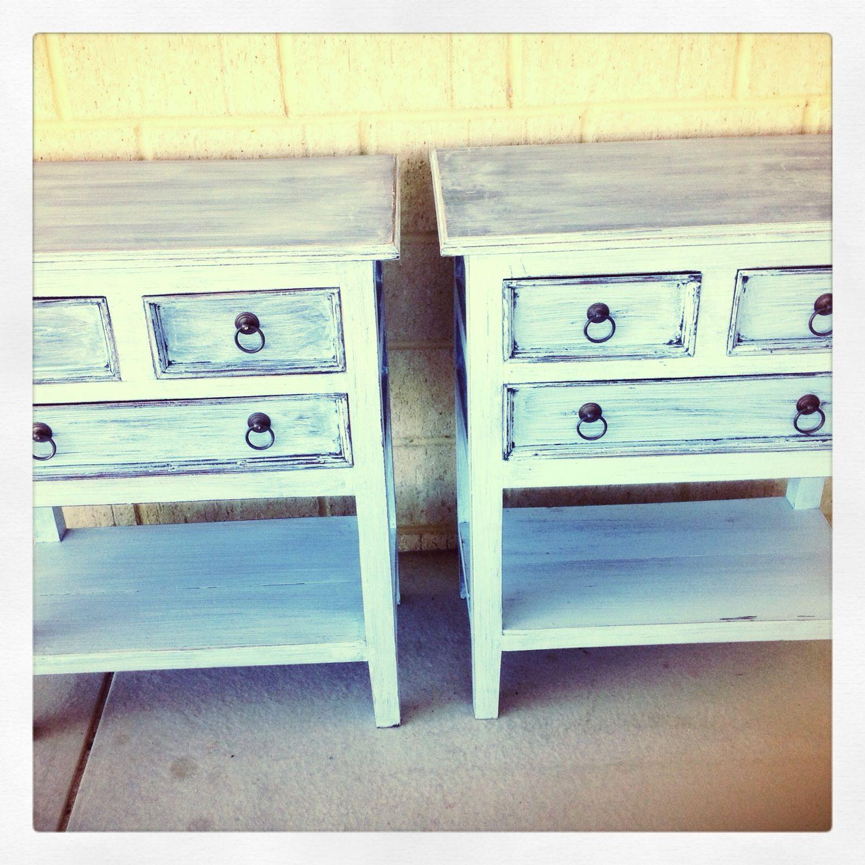 Upcycled Bedside Tables Bedroom Furniture Pinterest