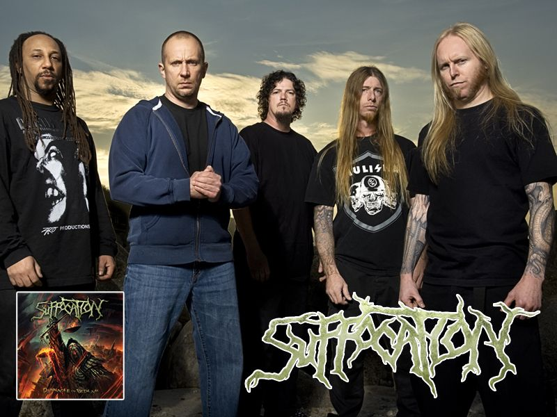 Image result for suffocation band