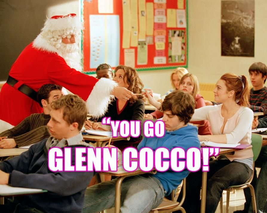 mean girls candy cane gram | just b.CAUSE