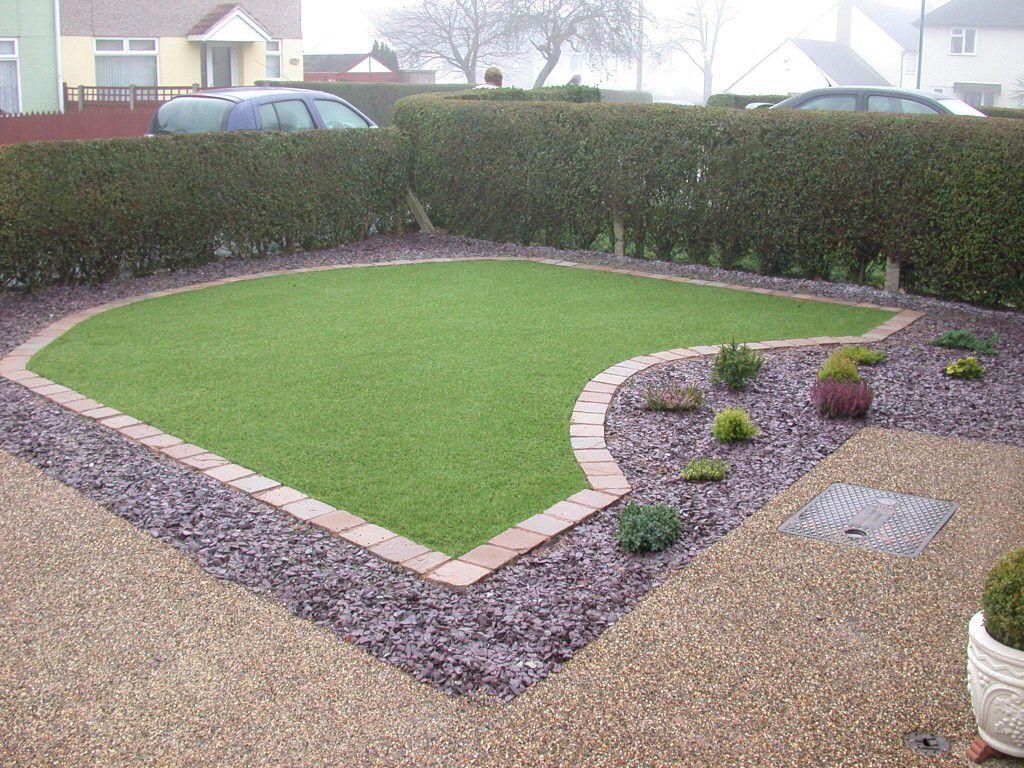 Edging cheap garden ideas pinterest - Garden ideas cheap ...