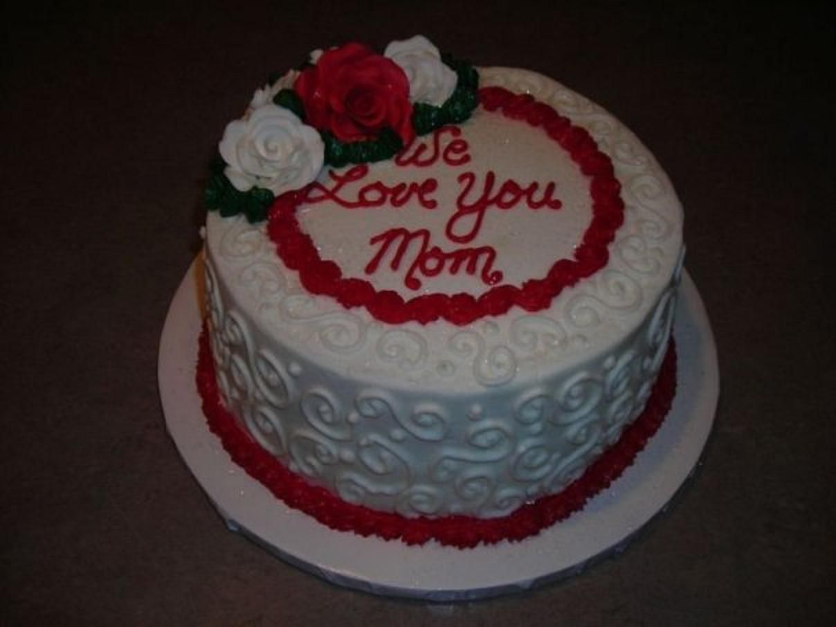 Pretty Roses Cake Decorating Ideas Pinterest