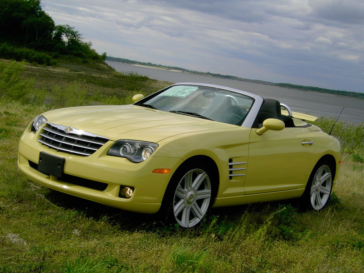 2005 chrysler crossfire convertible crossfire cars pinterest. Black Bedroom Furniture Sets. Home Design Ideas