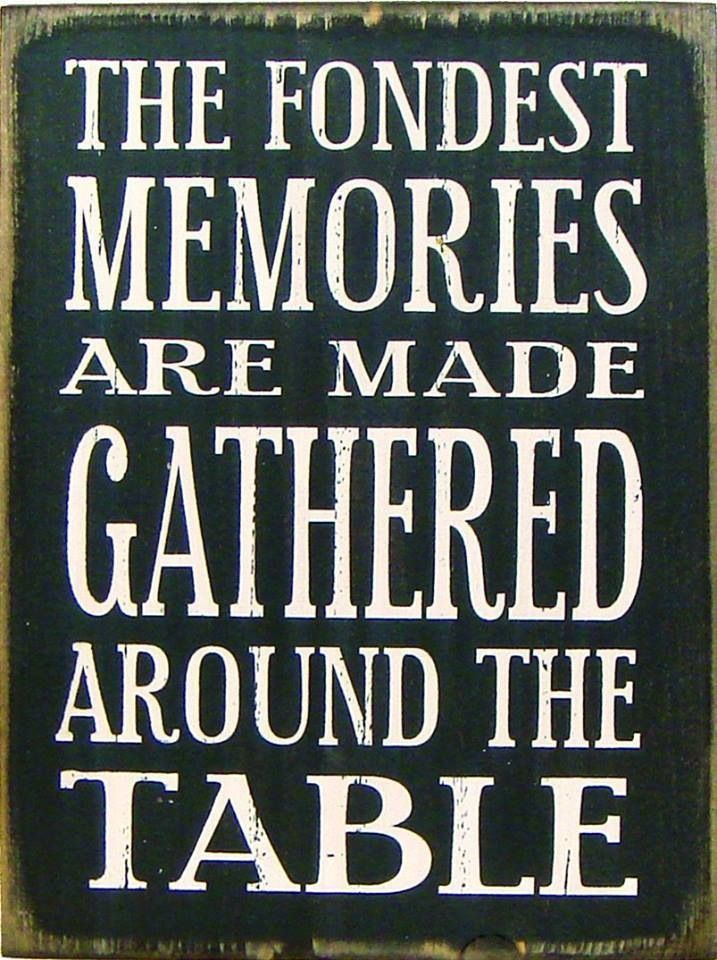 Christmas dinner table quotes quotesgram for Table quotes