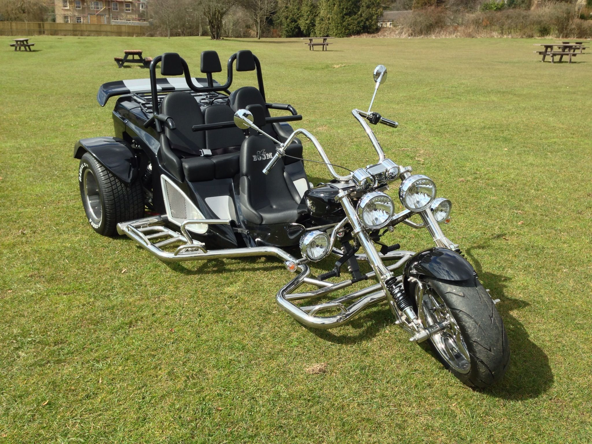 boom trikes usa boom trikes is one of the largest trike autos post. Black Bedroom Furniture Sets. Home Design Ideas