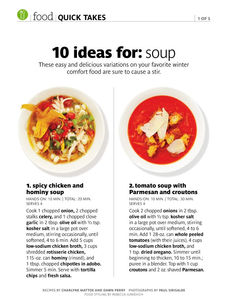Spicy chicken and hominy soup | Recipes | Pinterest
