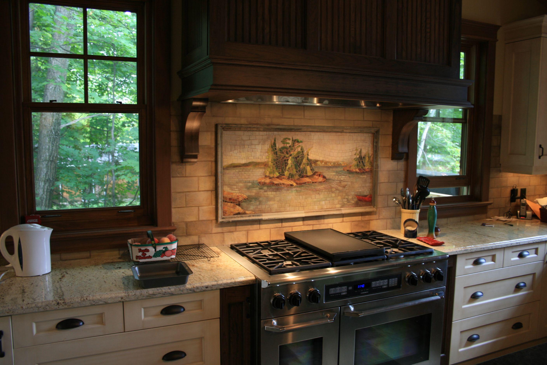 Beautiful backsplash kitchens pinterest - Beautiful kitchen backsplashes ...