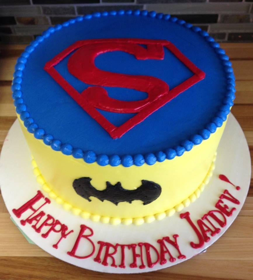Superman And Batman Cake Ideas 70858 SUPERMAN AND BATMAN C
