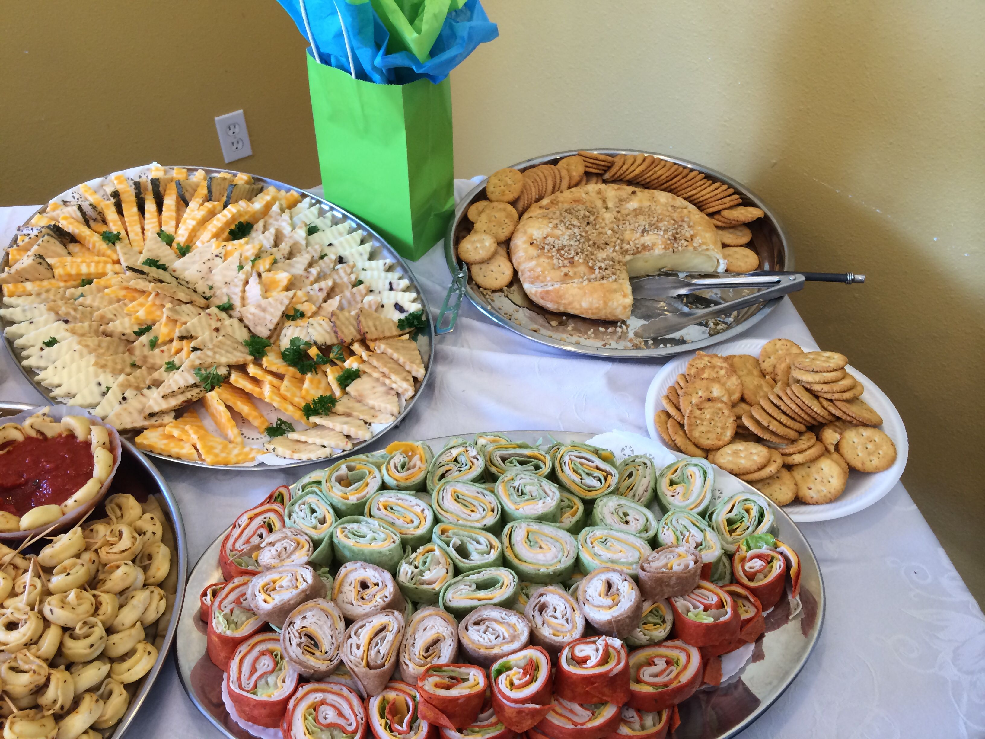 Finger Food To Have At A Baby Shower