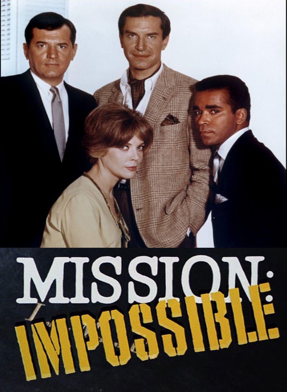 Risultati immagini per Mission Impossible serie tv