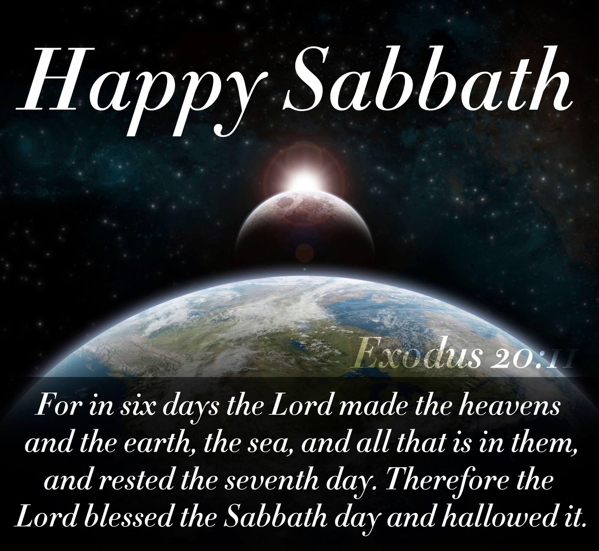 Happy sabbath quotes quotesgram for 20 images