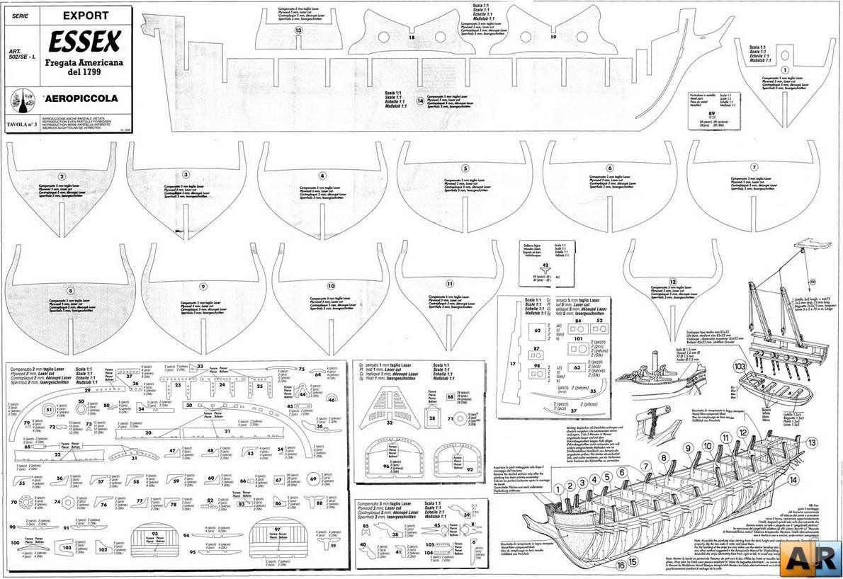 Корабль из дерева своими руками чертежи для школьников 430