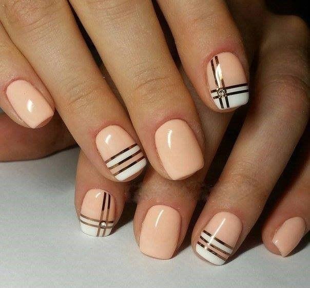 Дизайн На Короткие Овальные Ногти