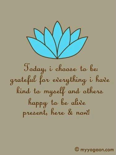 yoga quotes gratitude quotesgram