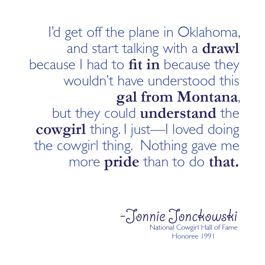 Foyer Museum Quotes : Pin by national cowgirl museum and hall of fame on
