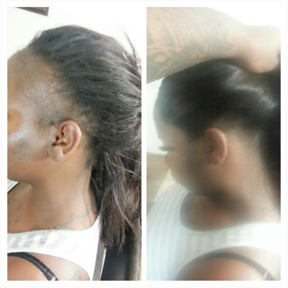Hairstyles for Women with No Edges
