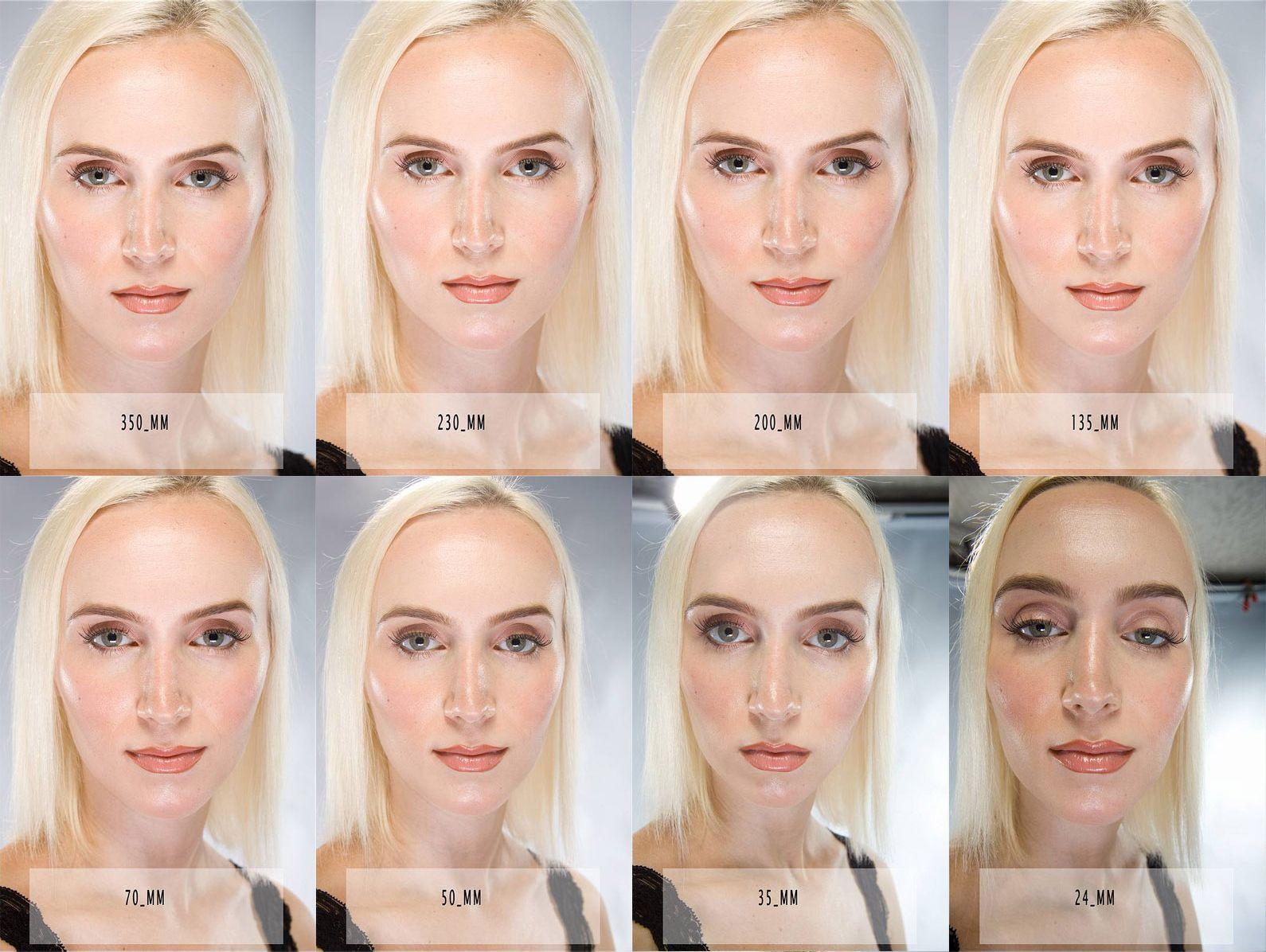 Как удачно сделать лица