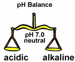 pH平衡的化妆品
