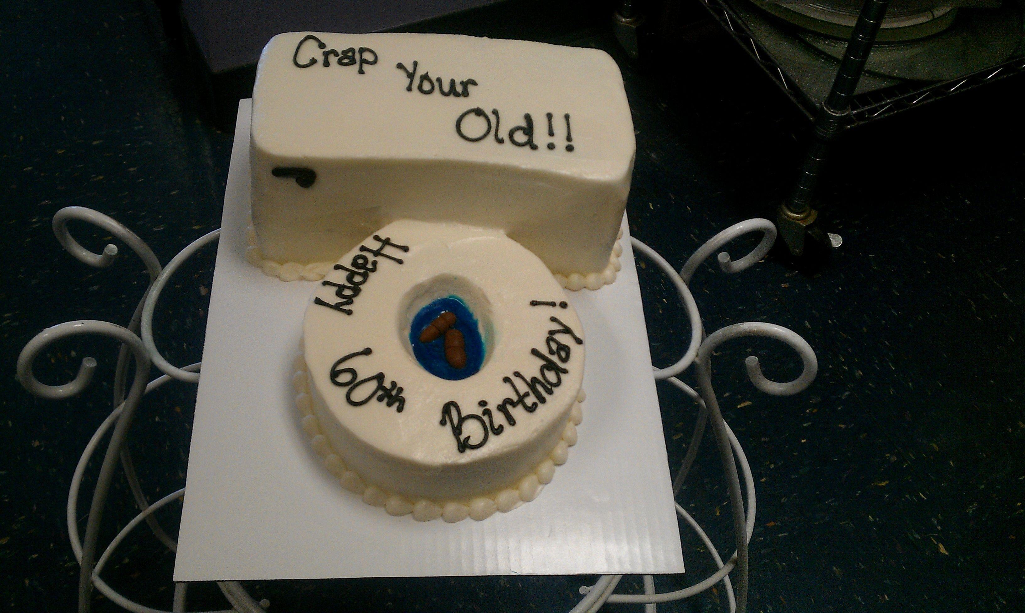 Birthday Cake Images Toilet : Toilet Birthday Cake Birthday Cakes Pinterest