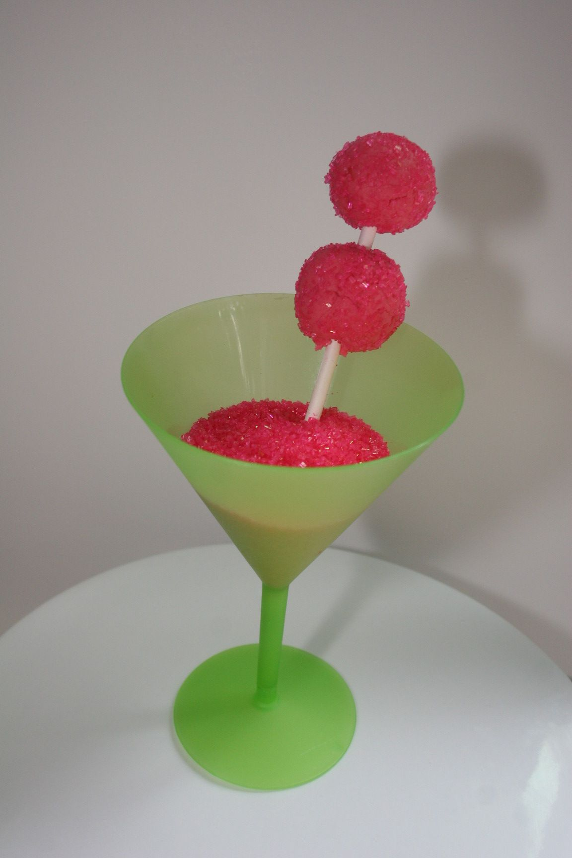 "Cake Pop Martini the ""Cakepop-tini""   Cake Pop Creations   Pinterest"