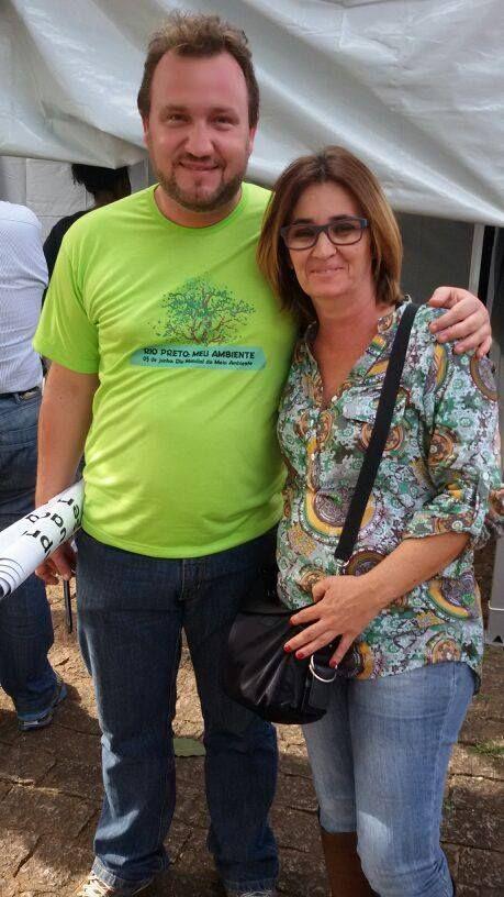Gustavo Antonio Panim Ciocca e Adriana Armani