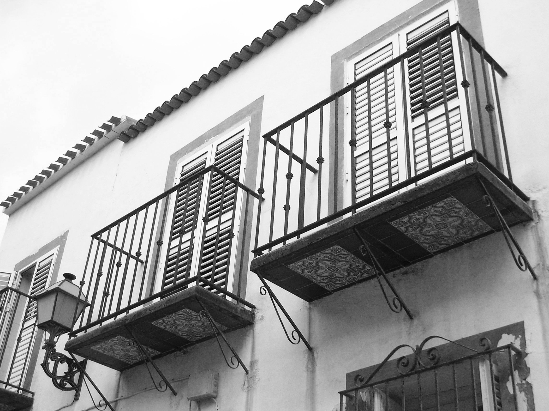 Spanish balconies for the home pinterest for Balcony in spanish