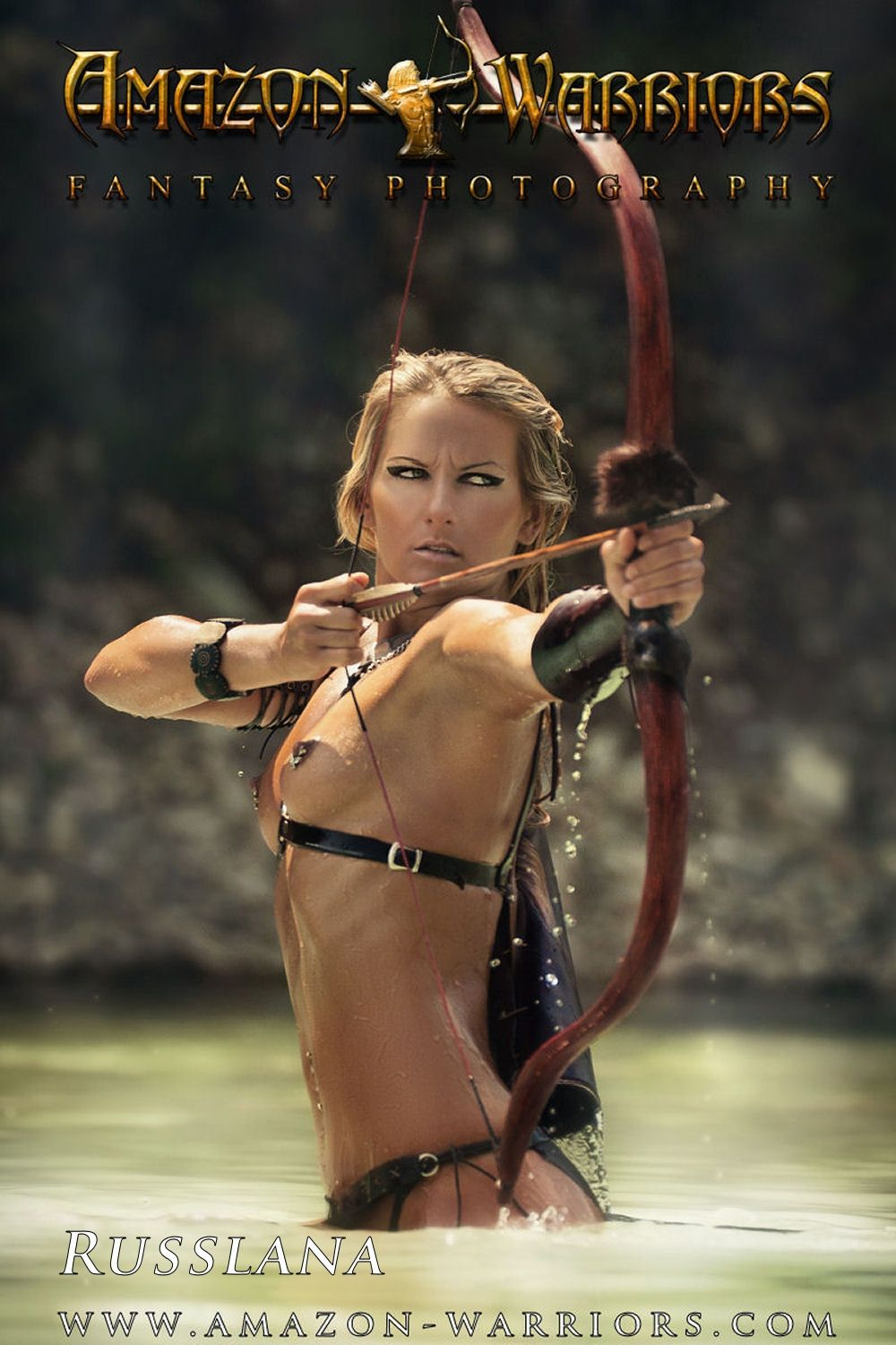 Lesbian amazonian warriors hentia video