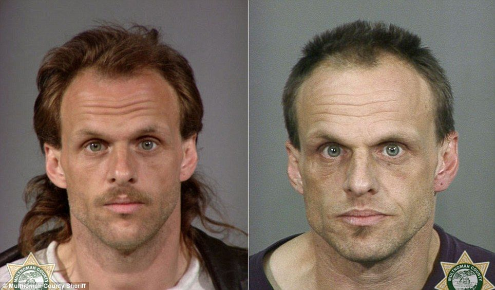 before and after meth before and after pinterest