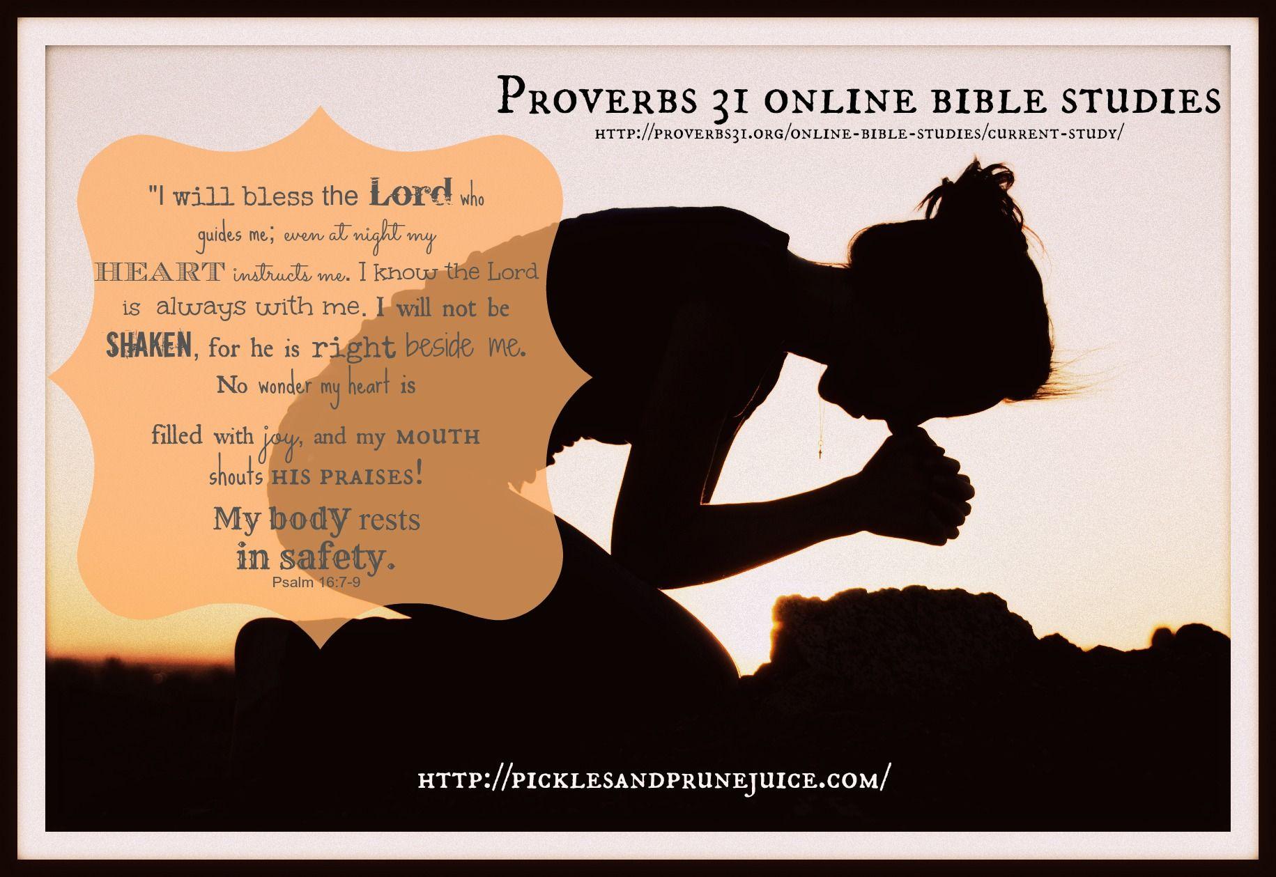 BibleOutlines.com - Book of Proverbs
