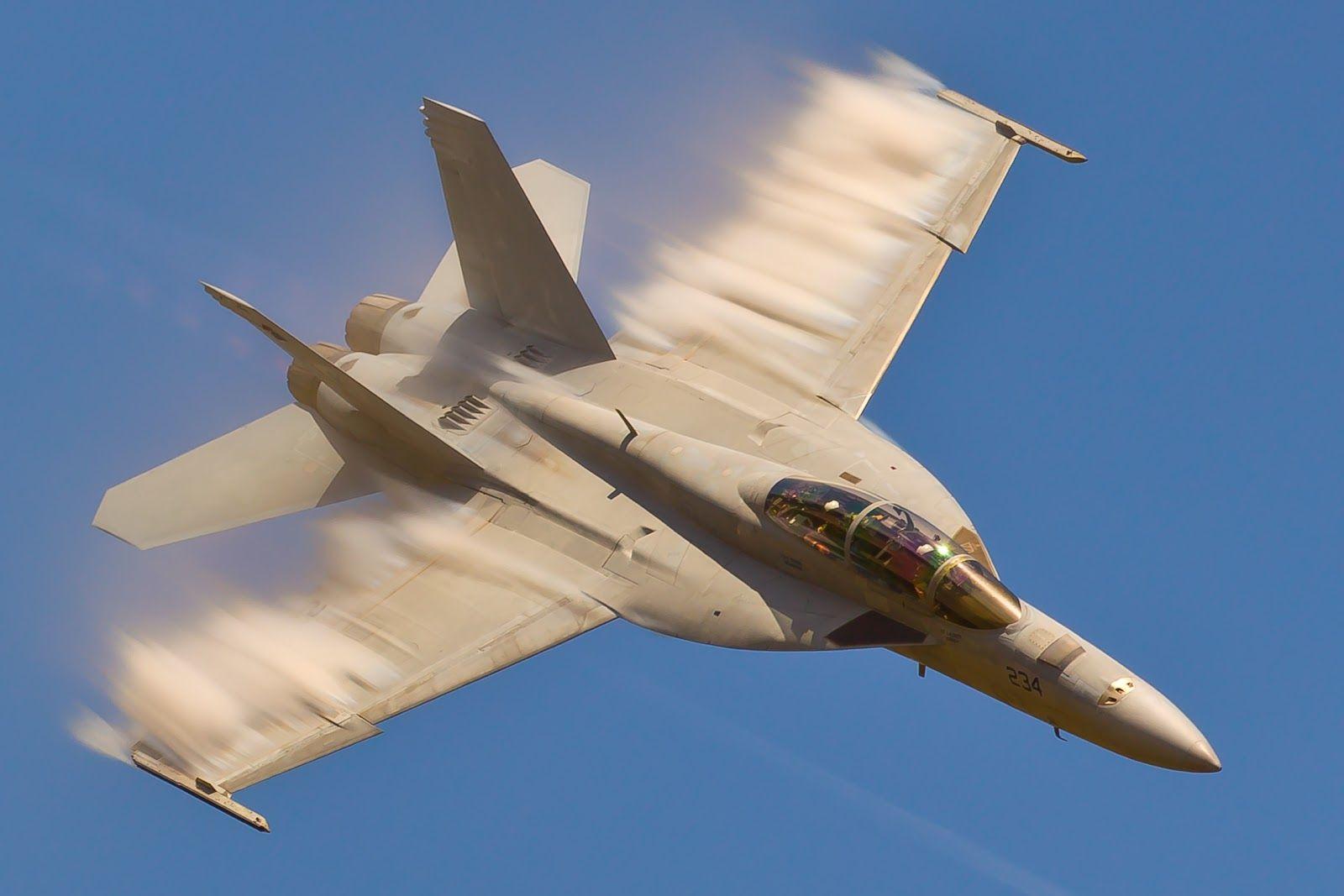 F-18 Sonic Boom | Figh...