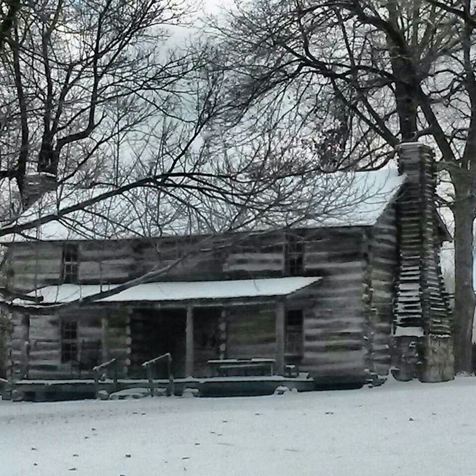 Indiana Log Home Old Barns And Homes Pinterest