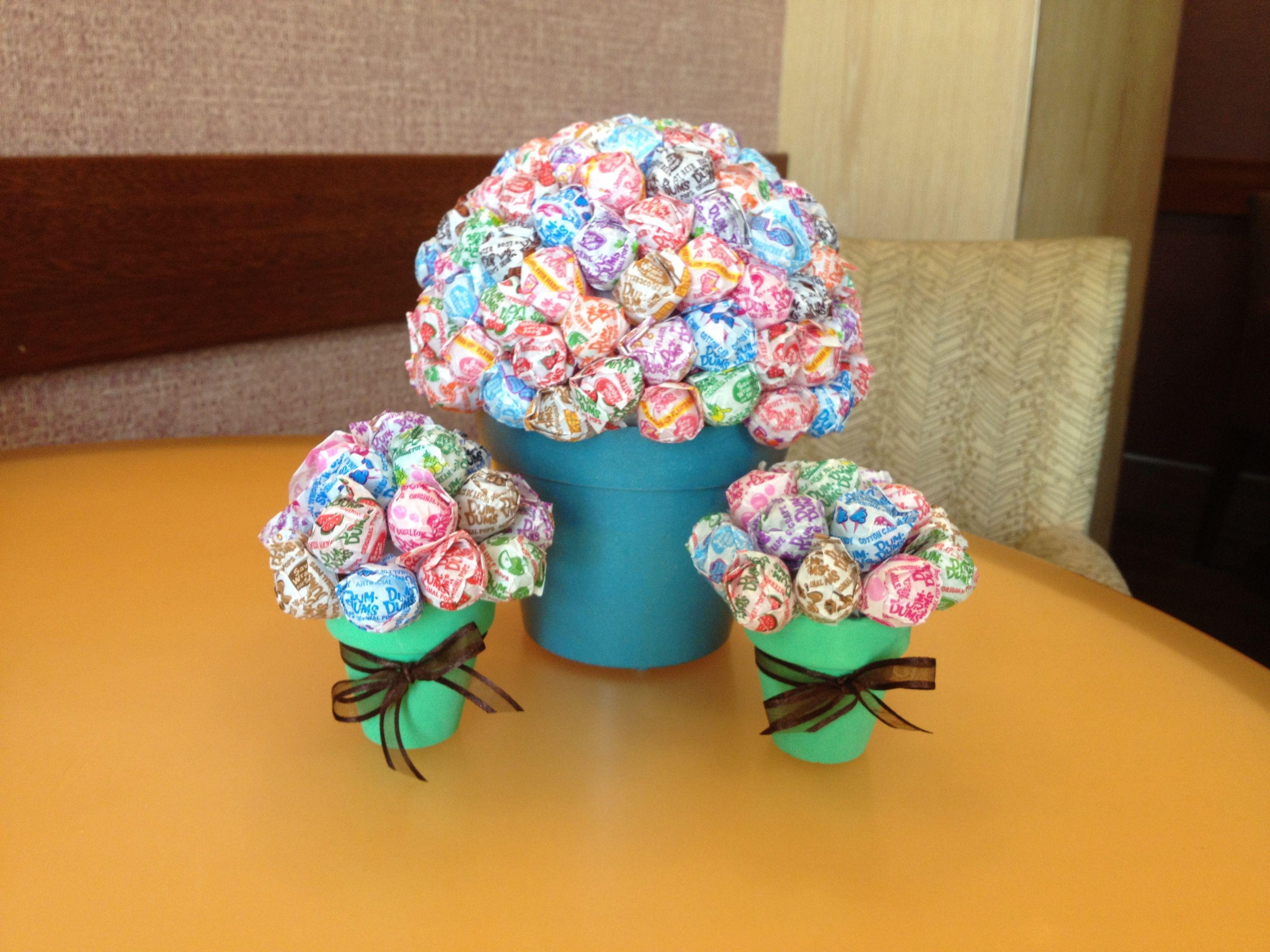 Lollipop centerpiece my wedding ideas pinterest