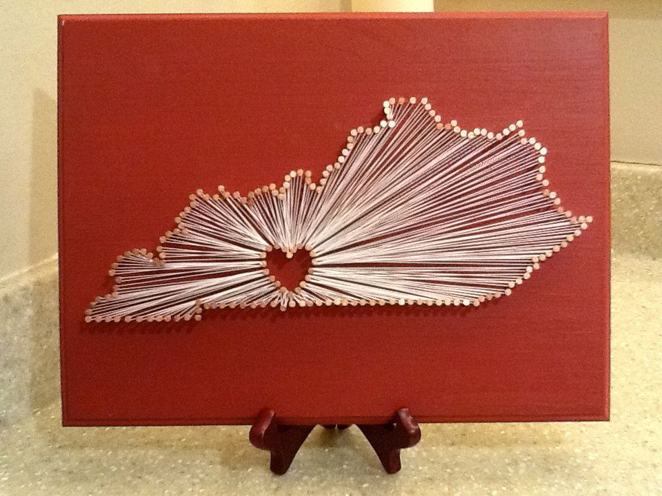 String My Old Kentucky Home Art