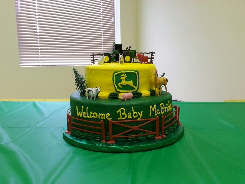 john deer baby shower baby party supplies pinterest