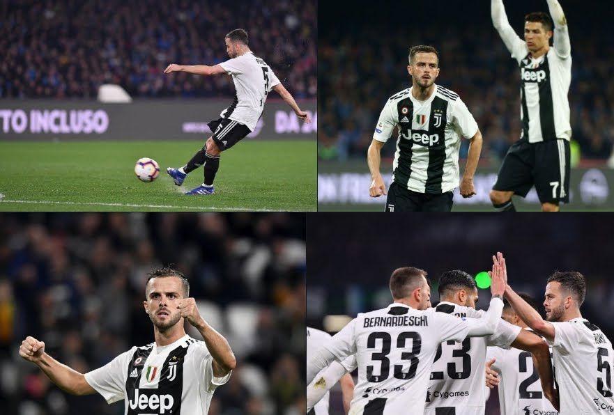 Napoli Juventus Diretta Streaming Rojadirecta Dove Vedere Cr7 Ronaldo E Dybala Juventus