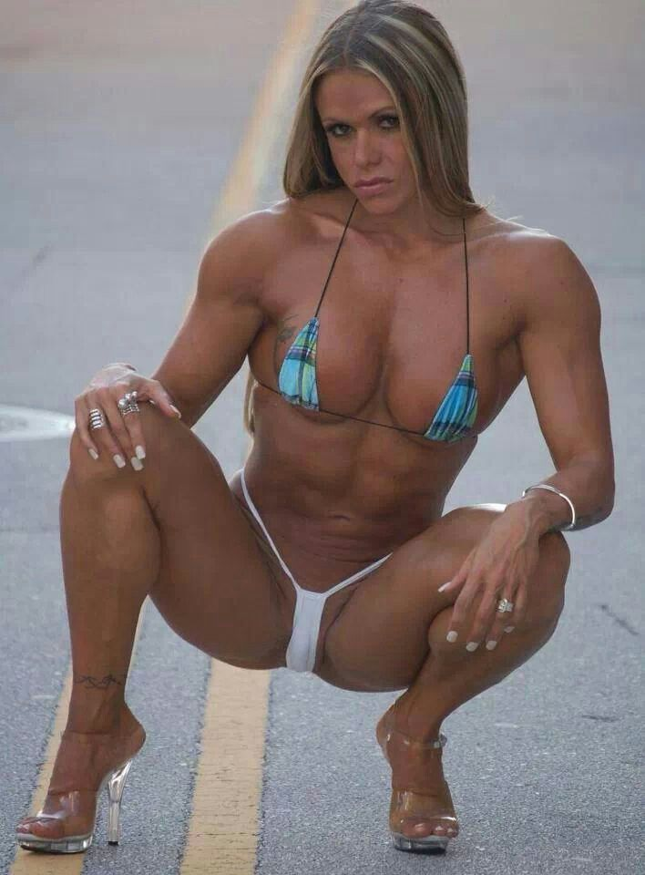Larissa Reis | Female bodybuilders | Pinterest
