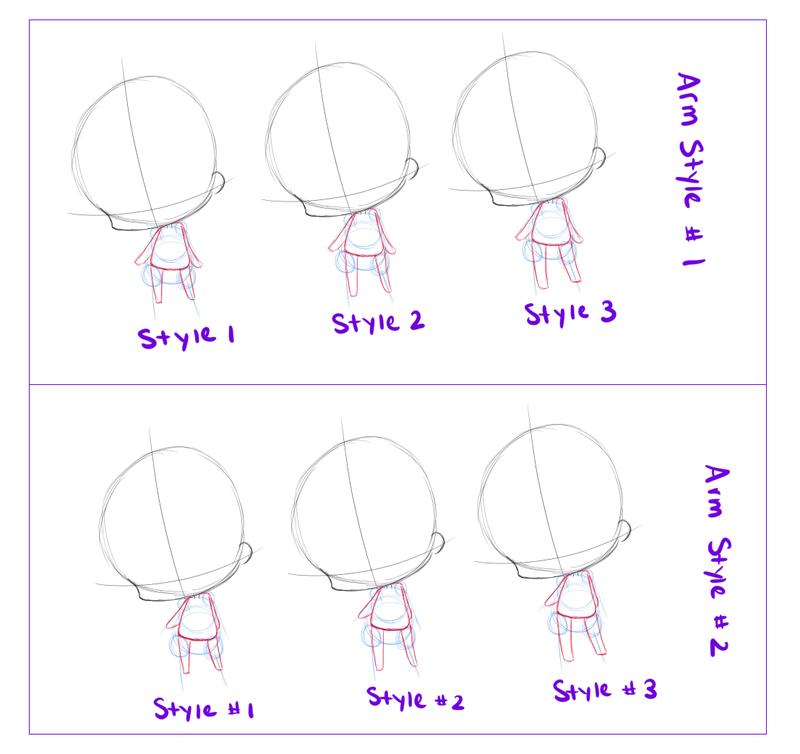 Guida Come disegnare un chibi passo per passo