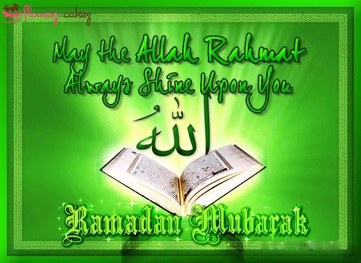 Ramdan Celebrations