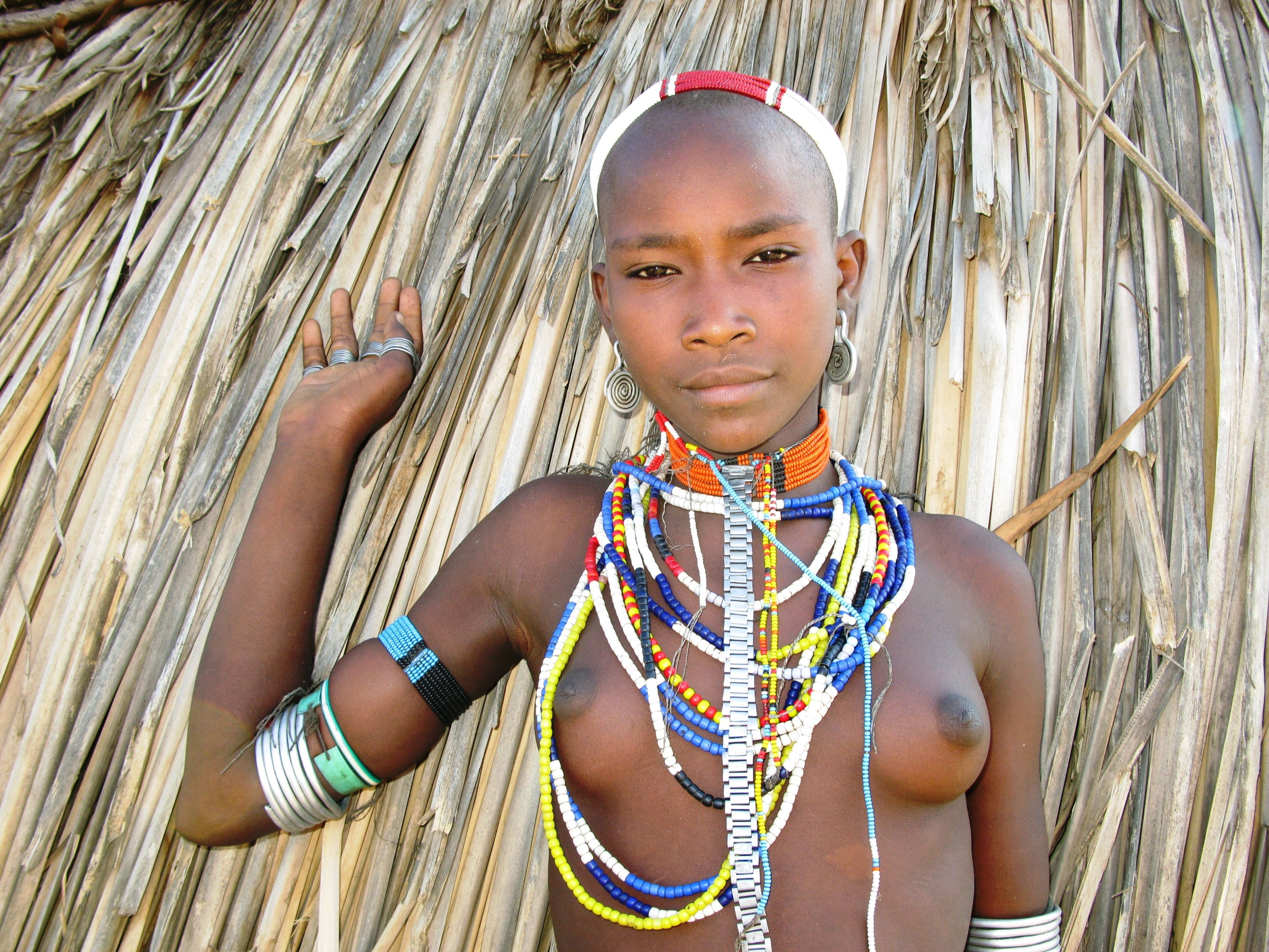 Африканские Целки
